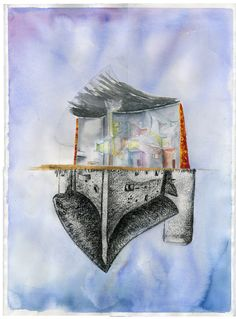 Drawing ARCHITECTURE | Drawingss Tagged 'watercolour'