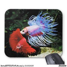The mouse pad of Betta, No.09