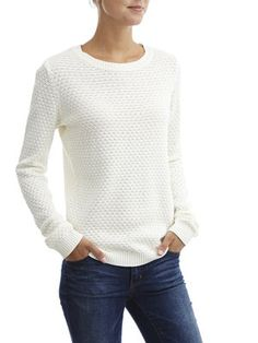 KNIT LONG SLEEVED TOP