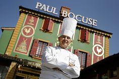 """Famed chef Paul Bocuse's restaurant downgraded to 2 Michelin stars after 55 years"" via FOX NEWS The Michelin guide announced Friday that Bocuse's restaurant in Collonges-au-Mont-d'or near the French city of Lyon has been downgraded to two stars. Guide Michelin, Michelin Star, Epcot, Chefs, Anne Sophie Pic, Bocuse Dor, Paul Bocuse, Chef Paul, French Restaurants"