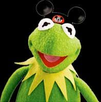 Kermit Kermit, Mouse Ears, Yoshi, Green, Easy, Fictional Characters, Fantasy Characters