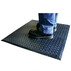 Anti-Fatigue Mats & Flooring, ensure the safety of your workspace with protective rubber flooring from BiGDUG Garage Flooring, Rubber Flooring, Oil