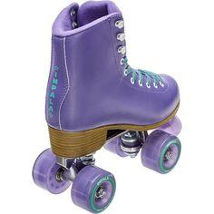 Retro Roller Skates, Quad Skates, Purple Love, Birthday List, Roller Skating, Impala, Aluminium Alloy, Cute Shoes, Rubber Rain Boots