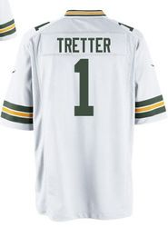 YOUTH Green Bay Packers JC Tretter Jerseys