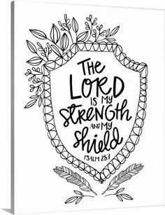 Beauty in the Bible: Adult Coloring Book Volume Premium Edition (Christian Coloring, Bible Journaling and Lettering: Inspirational Gifts) Bible Verse Canvas, Canvas Quotes, Scripture Art, Bible Art, Bible Verse Calligraphy, Bible Verse Coloring Page, Coloring Book, Adult Coloring, Coloring Canvas