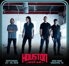 Alter Bridge will play Houston Open Air 2016