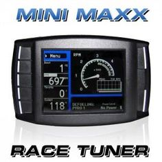 H&S Performance Mini Maxx DPF Delete Race Tuner Cummins Powerstroke Duramax $1699.96