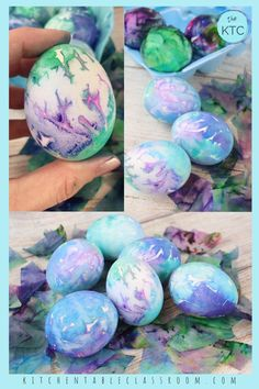 Spring Crafts, Holiday Crafts, Easter Egg Crafts, Making Easter Eggs, Easter Egg Designs, Diy Easter Decorations, Decorating Easter Eggs, Coloring Easter Eggs, Egg Coloring