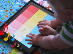 best apps for babies - baby's musical hands
