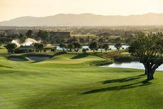 16th Green Golf Son Gual, Mallorca