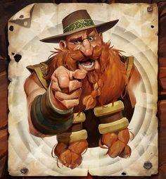 Dwarf trader