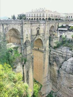 Puente Nuevo #Ronda #Spain