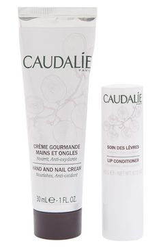 CAUDALIE CAUDALÍE 'Winter' Duo (Limited Edition) ($22 Value) available at #Nordstrom
