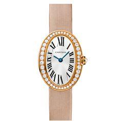 Cartier Mini Baignoire Timepiece
