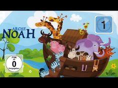 Arche Noah - Die Geschichte der Sintflut (Animation, Familienfilm)
