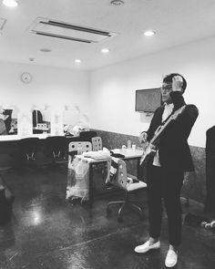 #takakihorigome #kirinji #backstage. #standby