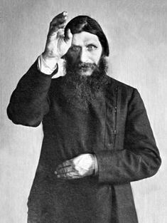 Grigori Yefimovich Rasputin-- (21 January [O.S. 9 January] 1869 – 29 or 30 December [O.S. 16 December] 1916) was a Russian mystic and self-proclaimed holy man who befriended the family of Tsar Nicholas II and gained considerable influence in late imperial Russia.