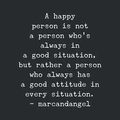 You can't live a positive life with a negative attitude. -- via: http://www.marcandangel.com/2015/08/09/5-powerful-ways-to-free-yourself-from-negativity/