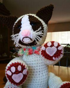 C'est fini. #crochet #critter