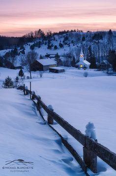 Village Beacon, East Corinth Vermont