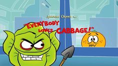Everybody loves Cabbage, right? According to that shovel, we do! Dig an all new The Annoying Orange, tomorrow at on Cartoon Network! Cartoon Creator, Cartoon Caracters, Body Love, Shovel, Cartoon Network, Cabbage, Pikachu, The Creator, Orange