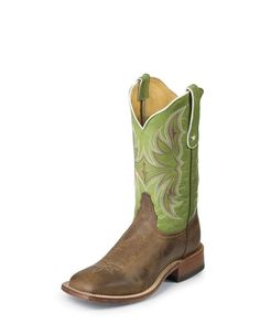All I can here in my head is A song when I think about having these boots! In my new Tony Lama's!!! (Vintage goat boots)