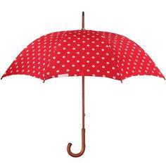Cath Kidston Spot Walking Umbrella