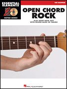 Open Chord Rock (Softcover with CD)