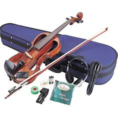 Hallstatt Ev30nbr Set of 10 Electric Violin *** To view further for this item, visit the image link.Note:It is affiliate link to Amazon. #babyootd