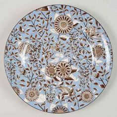 Wedgwood-CONSERVATORY-COLLECTION-Aviary-Accent-Salad-Plate-7035346