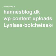 hannesblog.dk wp-content uploads Lynlaas-bolchetaske.pdf