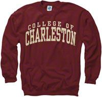 College of Charleston sweatshirt