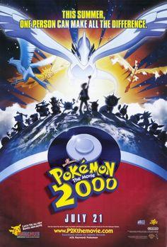#pokemon II [] the movie [] 劇場版ポケットモンスター 幻のポケモン ルギア爆誕 [1999]
