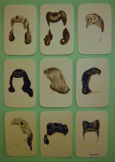 vintage hair styles