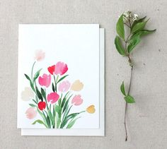 The Alison Show: Mother's Day Stationery
