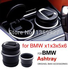 Find More Shelves Information about for BMW special ashtray modified x1x3x5x6…