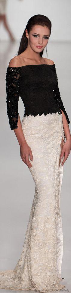 Tony Ward   F/W 2014 ~opulence, wealth and luxury in latest trends in women's fashion.