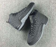 "The Air Jordan 12 ""Wool"" is Due in October - EU Kicks: Sneaker Magazine"