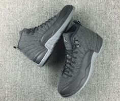 "The Air Jordan 12 ""Wool"" is Due in October - EU Kicks: Sneaker Magazine"