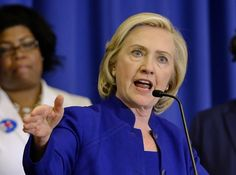Hillary Clinton Proposes Gun Law Changes After Oregon Shooting