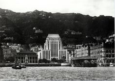 hong kong harbour 1936 - Google Search