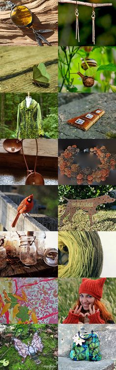 Beautiful autumn gifts from IACP by Ela Decors on Etsy--Pinned with TreasuryPin.com