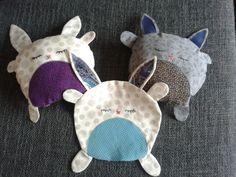 Sy - kanin - bamse - babytoy