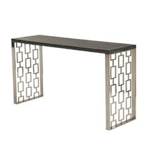 A'melas Collection Skyline Console Table & Reviews | Wayfair
