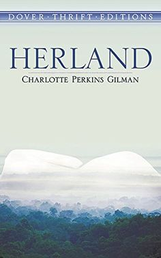 Herland (Dover Thrift Editions) by Charlotte Perkins Gilman http://www.amazon.com/dp/0486404293/ref=cm_sw_r_pi_dp_iYyjvb1VMBHBB