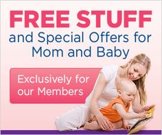 Baby on the way? Get FREE Baby Samples and Coupons