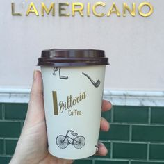 L'Americano on O'Riordan St Alexandria nestled into the Coco Republic shopfront has a ridiculously stylish fit out and furniture. Good coffee by Vittoria in this blingey cup. #newfave #coffee #sydney  #sydneycoffee #sydneycoffeeculture #skimlatte #takeawaycoffee #morning #caffeinefix #ilovecoffee  #coffeetime #coffeeaddict #coffeelover #coffeecoffeecoffee #coffeeholic #barista #coffeeculture #coffeesnob #loveit #cocorepublic #vittoria #alexandria by ilovesydneycoffee