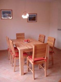 Ferienhaus Sanddorn - Essecker Wohnzimmer