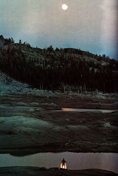 The Pacific Crest Trail  Published in 1975 by the National Geographic Society