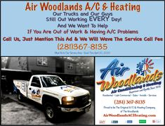 Air Woodlands A/C Heating Call today Helping People, Promotion, Waves, Guys, Beach Waves, Men, Wave